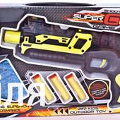 Пистолет с водными и паралон. пулями