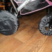 Чехлы на Поворотные колеса