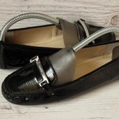 Женские кожаные балетки Calvin Klein оригинал размер 36