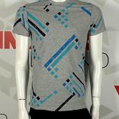 Мужская футболка TM Valimark (Валимарк) 17F25 s m l xl меланж