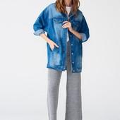 Очень крутая джинсовая курточка