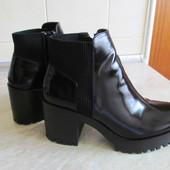 Ботинки деми женские р-37 Zara Trafaluc