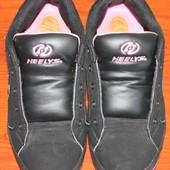 Heelys (Хилис)Роликовые кроссовки 36 размер