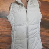 Жилет теплый стеганый модный Gina наш 50 размер