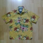 Фирменная рубашка 6-7 лет