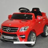 Детский электромобиль T-792 Mercedes ML 350 red