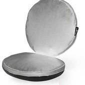 Подушка на сидение для стула Moon Silver Mima sh101-02sv Испания серебристый 12115798