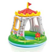 Детский надувной бассейн Intex 57122 Королевский замок 122х122см