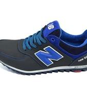 Мужские Кроссовки New Balance 14 синие