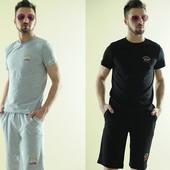 Костюм мужской  Paul&Shark шорты