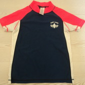 Фирменная футболка на 6-7 лет от солнца