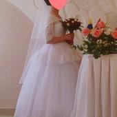 Свадебное платье, модель 2017