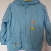 Куртка - вітровка, р.110-116