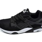 Мужские кроссовки Puma Trinomic 1094 черные