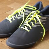 Дышащие, текстильные кроссовки для футзала Kipsta, 27 см