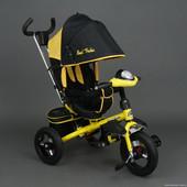 Бест 6590 Фара велосипед Best Trike трехколесный детский поворотное сидение