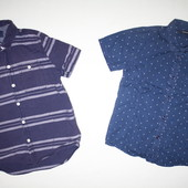 Фирменные рубашки George  и GAP