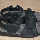 Padders 43р сандалии кожаные. Оригинал. Качество ecco