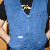 Фирменная рабочая спец  жилетка Германия бренд Mewa (Мева).л.