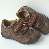 Кроссовки,ботинки Geox кожа(25 размер)
