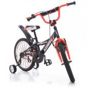 Велосипед Азимут Кроссер 20 дюйм двухколёсный
