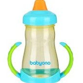 Кружка-непроливайка с мягким носиком – Baby Ono