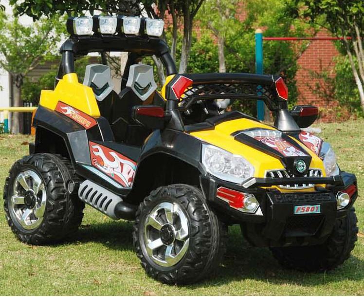 Электромобиль Jeep Triumf FS 801 фото №1