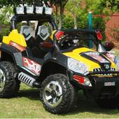 Электромобиль Jeep Triumf FS 801