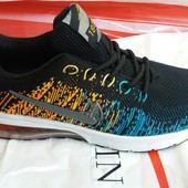 Мужские кроссовки копия Nike 43р,45р,46р сетка.