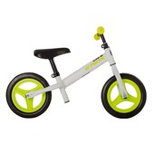 Decathlon Беговел велобег btwin run ride 100 kids' 10-inch balance bike white Великобритания