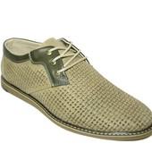 Классические туфли, натуральная кожа, Карат -234 ол.