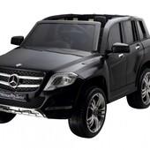 Детский электромобиль Tilly Mercedes-Benz (T-798 black)
