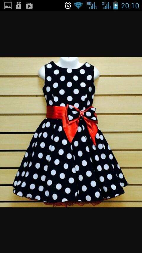 Шикарное платье горох горошек в ассортименте от производителя стиляги 110-146 фото №1
