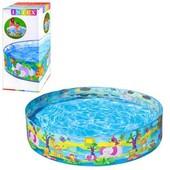 Детский каркасный бассейн Intex (58474) 122 x 25 см