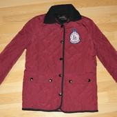 """Cтеганая куртка """"Modo"""" женская 42 размер. В отличном состоянии. Снижение цены."""