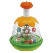 Развивающая игрушка юла Радуга от Chicco