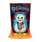 Игровой набор с интерактивным пингвином DigiPenguins - Тристан на сцене (со сценой и свистком)