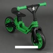 """Детский беговел Байк 503 """"Orion"""" , зеленый"""