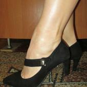 Туфли замшевые Footglove р.36
