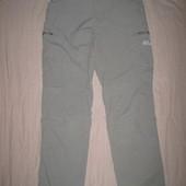 Jack Wolfskin (S) треккинговые штаны трансформеры мужские
