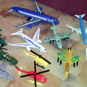 Самолет вертолет  Matchbox