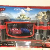 """Пояс """"Cars 2"""" с  инструментами"""