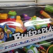 конструктор Keenway build&play поезд-гоночная бу или обмен