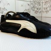 Кожаные кроссовки Puma ,размер 43-й.