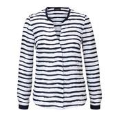 Удобная и лёгенькая рубашка блуза от Tcm Tchibo, размер 36  европейский (наш 42 )