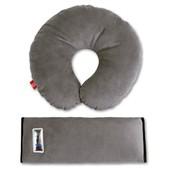 Дорожный комплект для сна Eternal Shield (серый).