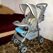 Детская прогулочная коляска, Adamex Quatro Imola -Польша