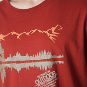 Новая футболка Mckinley, р.L
