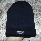 Фирменная шапочка шапка бренд Thermal.56-57