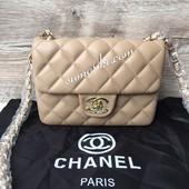 Женская сумка мини Chanel Шанель